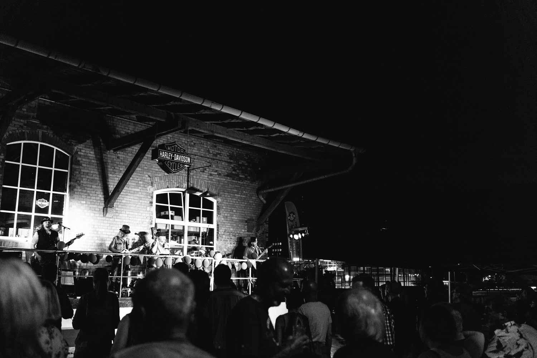 Konzert Harley Station